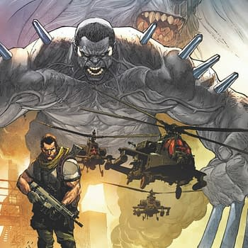Greg Pak And Corey Smith Experiment With Weapon H Ongoing From Marvel In March