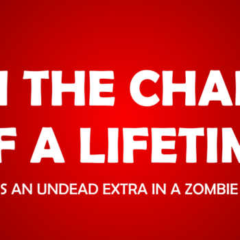 CONTEST: Ever Wanted To Be In A Zombie Movie? 'Little Monsters' Could Hook You Up