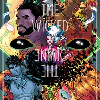 The Wicked + The Divine #33 Review: A Stunning Game-Changing Issue
