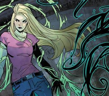 2nd Volume Of Genius Cartel Plus Witchblade Warframe And More From Top Cow February 2018
