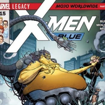 X-Men Blue #15 Review: Change The Channel