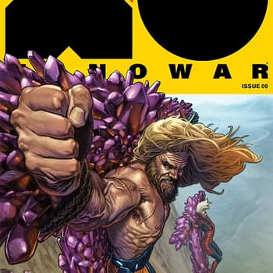 X-O Manowar #9 Review: High Sci-Fi John Carter Meets Game Of Thrones