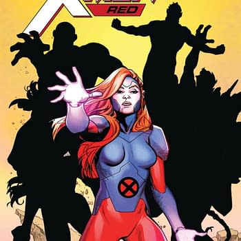 The First Member of Jean Greys New X-Men Red Team Revealed To Be Jean Grey