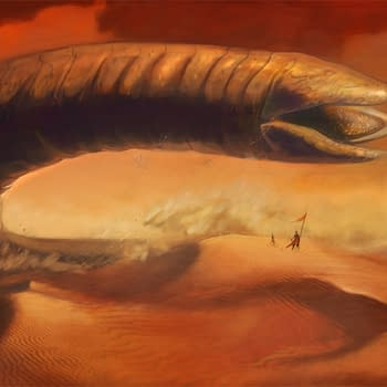 WORM SIGN: Hans Zimmer Will Score Legendarys Dune