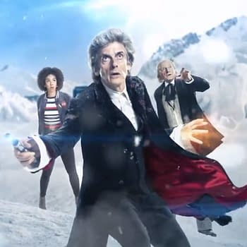 Doctor Who Christmas Special Gifts Fans With Teaser Poster Synopsis