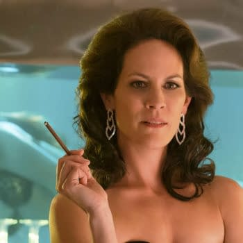 The Haunting Of Hill House: 'X-Files' Annabeth Gish Joins Netflix Series