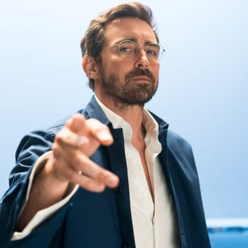 Lee Pace Talks 'Revolt', Broadway, And 'Halt And Catch Fire'