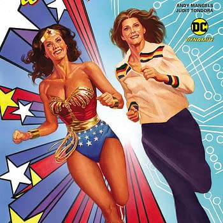 Wonder Woman 77 Meets The Bionic Woman Graphic Novel Review