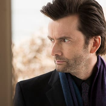 [SXSW 2019] David Tennant Talks Jessica Jones Season 3 Absence Good Omens