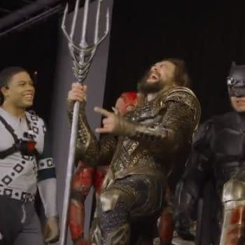Justice League: Cast Talks 'Coming Together' In New Clip