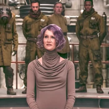 Star Wars: The Last Jedi &#8211 Laura Dern Says Admiral Holdo Was Force Sensitive