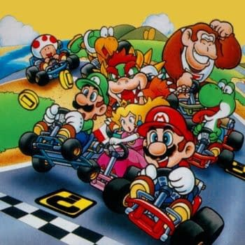 Watch A Neural Network Play 'Mario Kart' By Itself