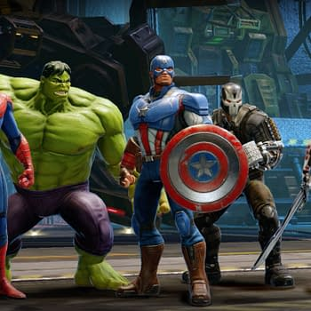 A Teaser Trailer Comes Out For New Mobile Game Marvel Strike Force
