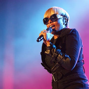 8 Count: Fox Mary J. Blige Developing Music/Dance Drama Series