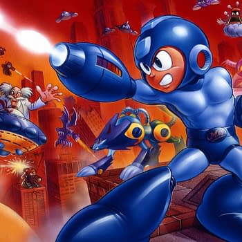 Capcom Are Working On The Next Mega Man Game