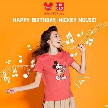 Its Mickey Mouses Birthday And Uniqlo Is Giving YOU The Presents