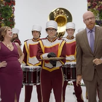 Will Ferrell Molly Shannon Confuse Anger Amazon Rose Parade Viewers