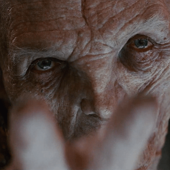 Mark Hamill Doesnt Understand Why Fans Were So Mad About Snoke in Star Wars: The Last Jedi