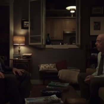 Counterpart: J.K. Simmons Sees Double In Starz's Sci-Fi Spy Series