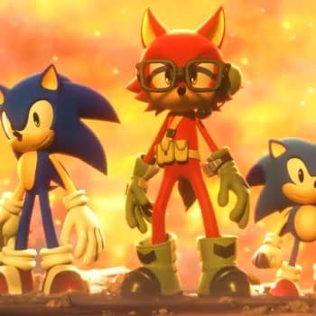 Check Out The Latest Launch Trailer For 'Sonic Forces'