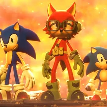 Check Out The Latest Launch Trailer For Sonic Forces