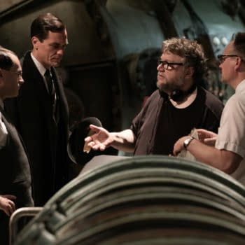 'Guillermo del Toro Presents 10 After Midnight' Horror Anthology Haunting Netflix