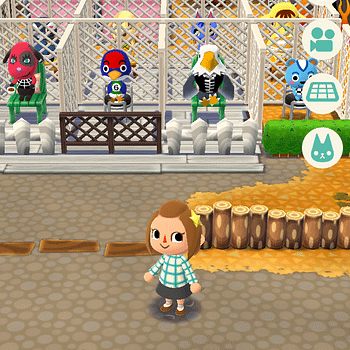 What Twisted Things People Are Doing In Animal Crossing: Pocket Camp