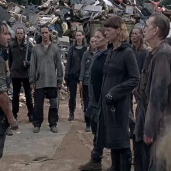 The Walking Dead Season 8: Rick Talks A Deal With The Scavengers