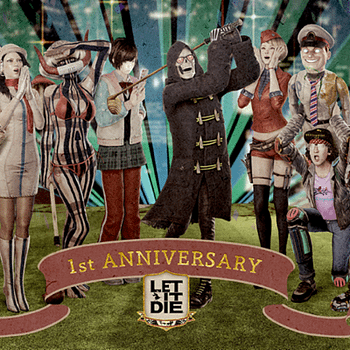 Let It Die Is Getting A World Of Tanks Crossover For Its First Anniversary