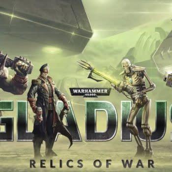 Get A Look At 'Warhammer 40,000: Gladius – Relics Of War'