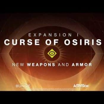 Destiny 2 Shows Off Armor and Weapons From Curse of Osiris in New Trailer