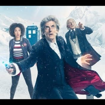 Doctor Who: Watch BBC America's Official Twice Upon a Time Christmas Special Trailer