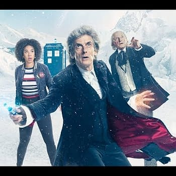 Doctor Who: Watch BBC Americas Official Twice Upon a Time Christmas Special Trailer