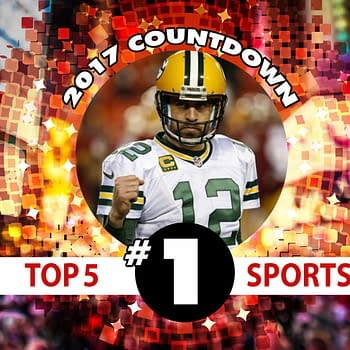 2017 Sports Countdown #1: Aaron Rodgers Weighs in on Protests