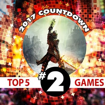 2017 Games Countdown #2: Dragon Age 4 is Not a Thing Says Creative Director