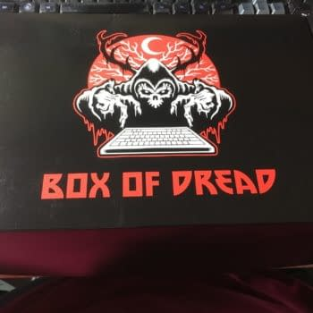 Unboxing the December Box of Dread with More Vincent Price
