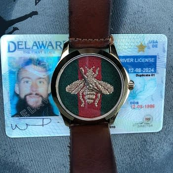WWE Superstar Enzo Amore Feuds with State of Delaware over Phallic Signature on Drivers License