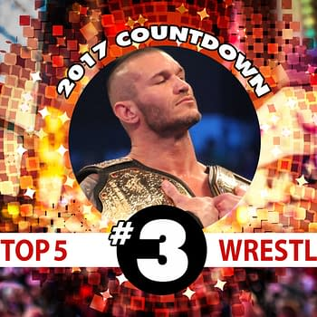 2017 Wrestling Countdown #3: WrestleMania Snake Reminds Randy Orton of Giant Sperm