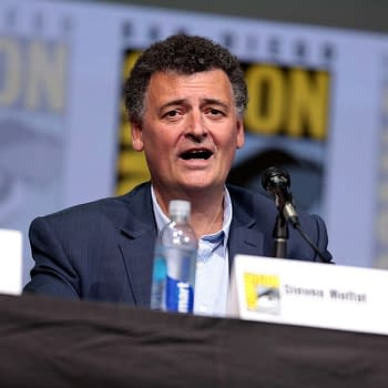 Steven Moffat: Doctor Who Is Not Just for Progressive Liberals Its for Brexit Voters Too