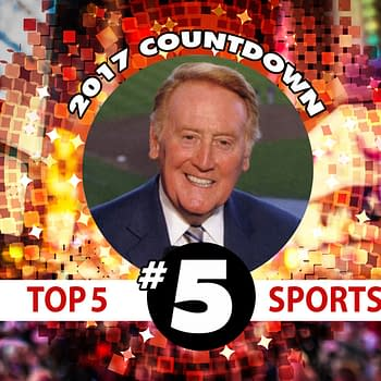 2017 Sports Countdown #5: Vin Scully Wont Watch NFL Games Due to Protests