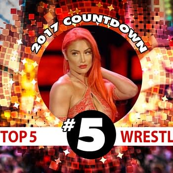 2017 Wrestling Countdown #5: Paige and Eva Marie Total Divas Drama