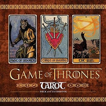 This Game of Thrones Tarot Card Set is Amazing