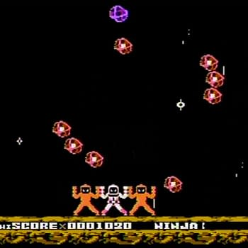 Nintendo Famicom Is Getting A New Game With ASTRO NINJA MAN