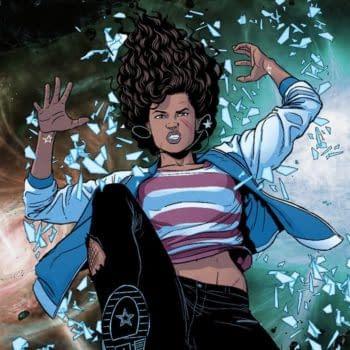 America Chavez Confirmed for the Doctor Strange Sequel
