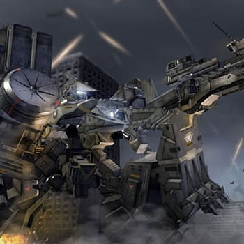 The Armored Core Series Isnt Over According to FromSoftware