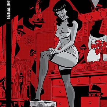 Writers Commentary: David Avallone Talks Bettie Page #6