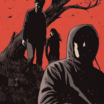 Black Eyed Kids #15 Review: Unnerving Cult Horror