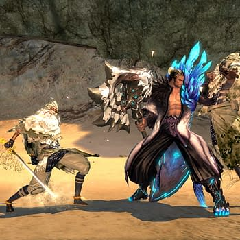 Review: Theres a Good Game in Blade &#038 Soul&#8230 Somewhere