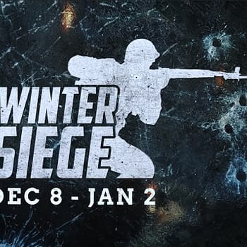 Winter Siege Returns For Call Of Duty: WWII Event
