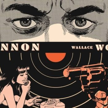 Wally Wood's Cannon Reprinted by Fantagraphics March 2018 Solicits